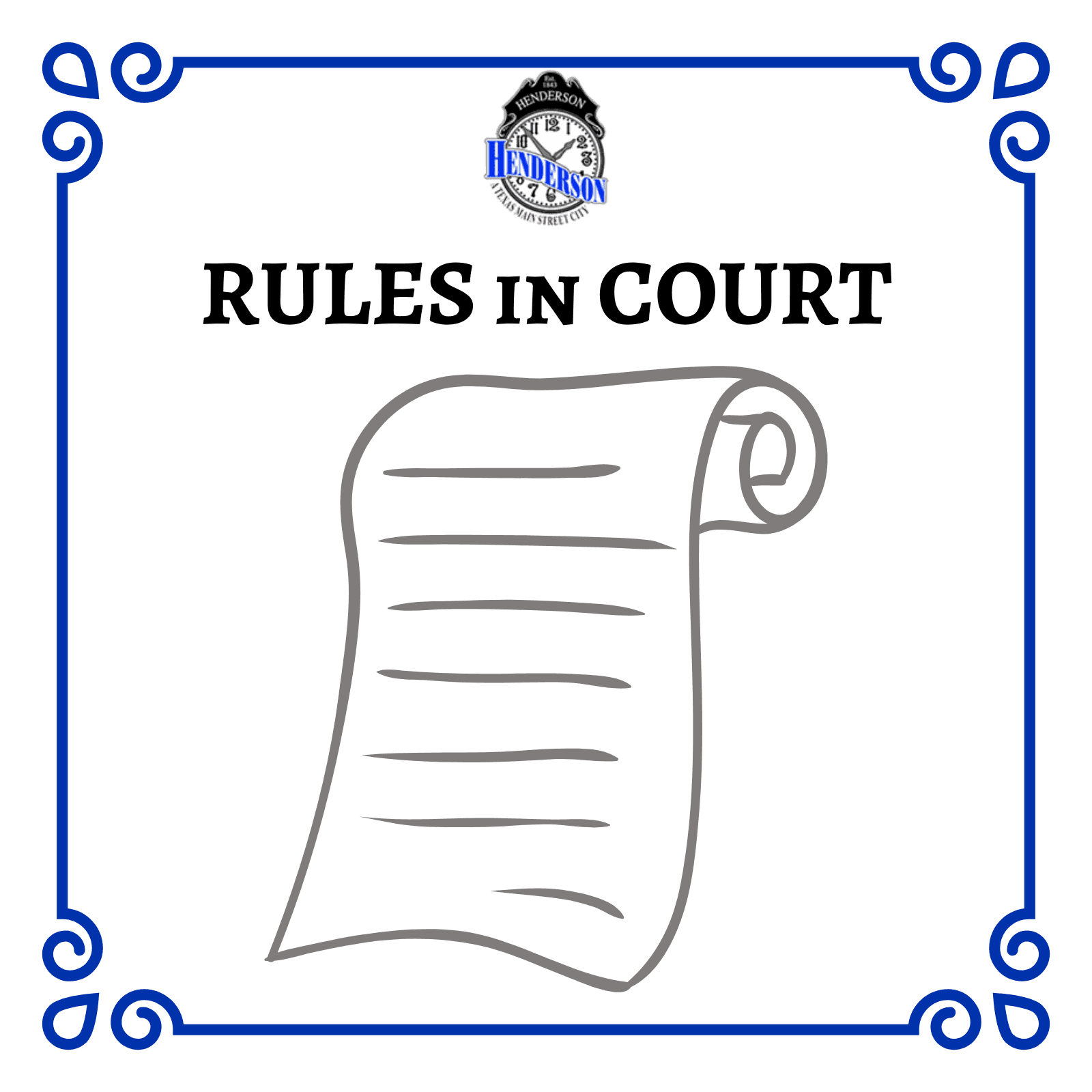 Court Rules Graphic