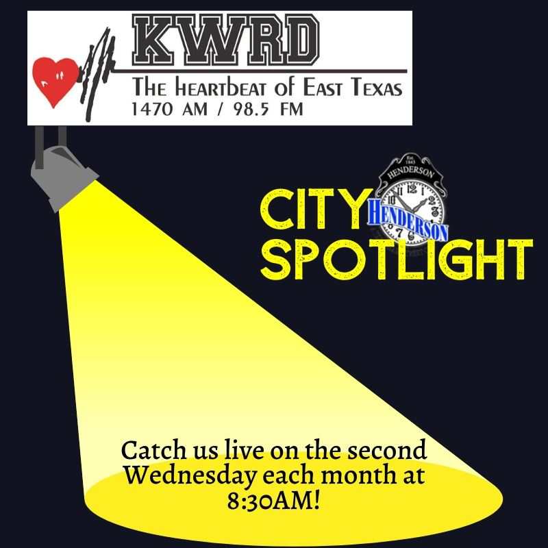 KWRD Road Show - City Spotlight