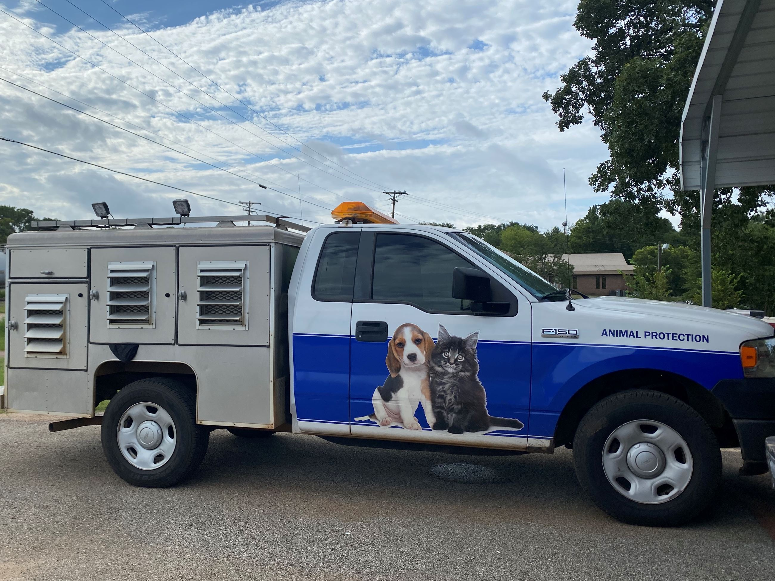 Animal Protection Vehicle