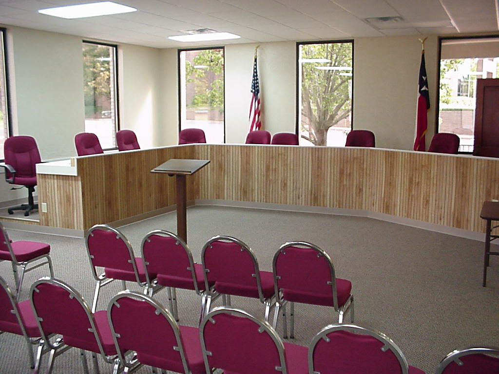 Renovated Council Chambers 2